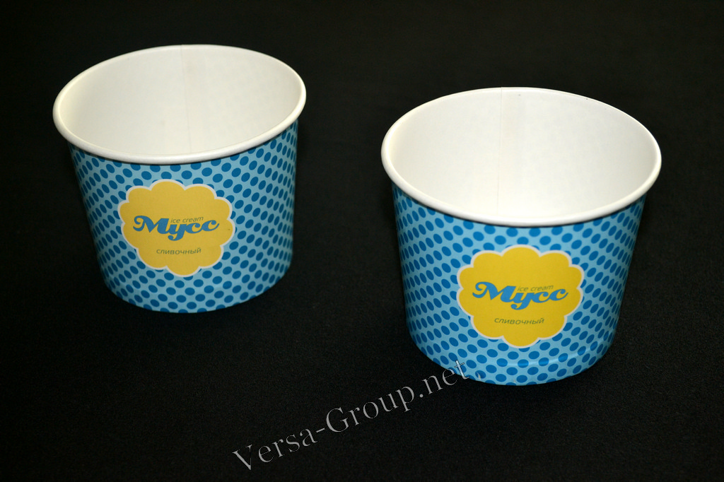 Стаканчики для мороженого своими руками 44